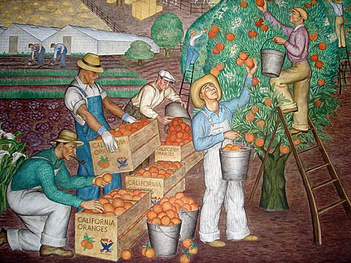 california farmworker rights